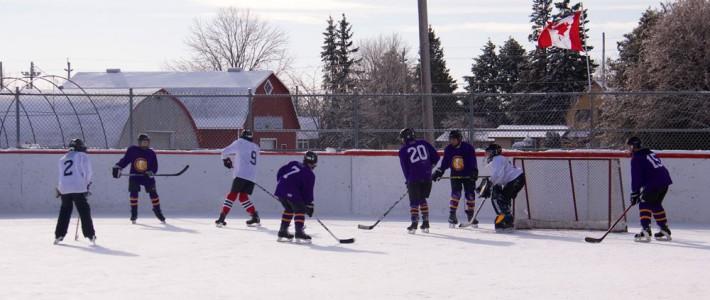 Carp Outdoor Hockey